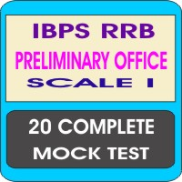 IBPS RRB Preliminary Officer Scale 1
