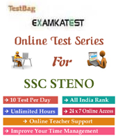 Ssc Stenographers Grade C And D Examination 3 month