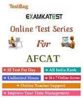 Afcat online test series latest