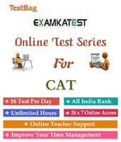 cat online test