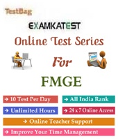 Fmge Mci Screening Test 1 month