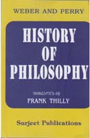History of philosophy frank thilly