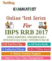 Ibps rrb online test series