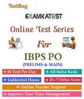 ibps po mock test online