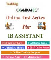 ib security assistant online mock test