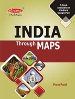 India through maps