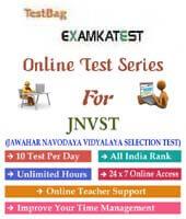 jnvst exam online test