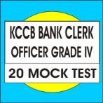 kcc bank clerk mock test