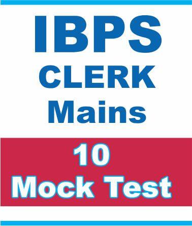 mahendra online test for bank clerk