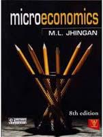 Microeconomics ml jhingan