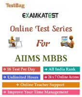 mock test for aiims mbbs