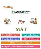 mock test for mat exam