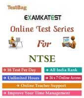 Mock test for ntse