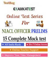 niacl online test series