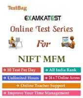 nift mfm online mock test