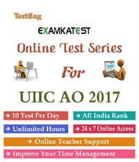 online mock test for uiic ao