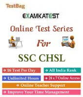 Online test for ssc chsl