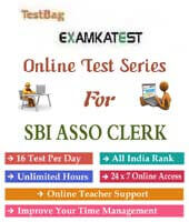 online test series for sbi associate clerk