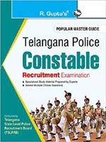 Telangana police constable recruitment examination