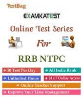 railway recruitment board exam online practice tests