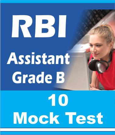 rbi grade b exam practice paper