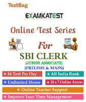 sbi online mock test