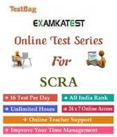 scra online test series