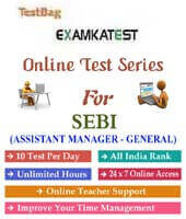 Sebi assistant manager exam