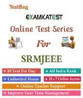 srmjeee entrance exam