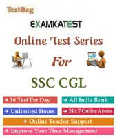 ssc cgl online test series