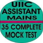 uiic assistant mains practice papers