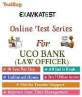 United bank of India po mock test