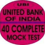 united bank of india po mock test papers
