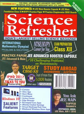 Junior science refresher magazine   bright group of publications